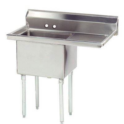 Bowl Scullery Sink (Economy 38.5