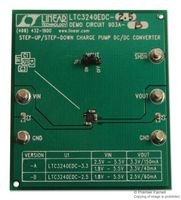 903A-B DEMO BOARD, LTC3240-2.5 CHARGE-PUMP CONV ()