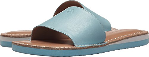 Bernardo Women's Emily Slide New Ocean 8.5 M US