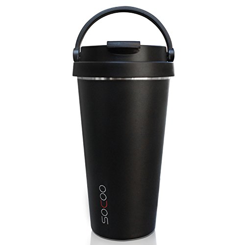 reusable insulated coffee cup - 7
