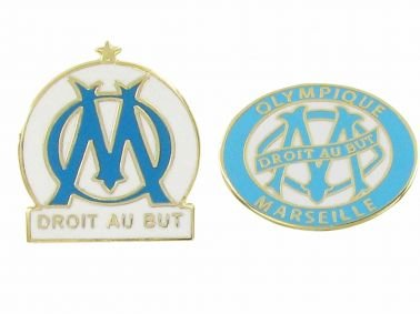 fan products of Olympique Marseille Pin Badge Set