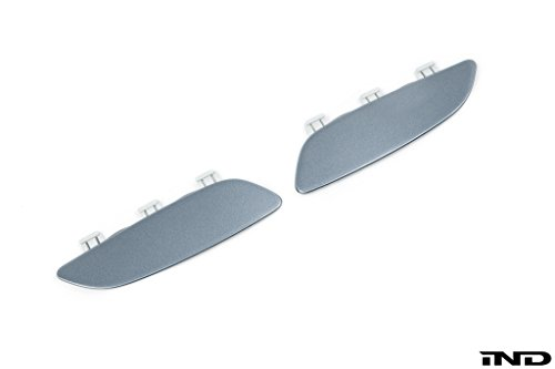 IND E90 E92 E93 M3 Painted Front Reflector Set (Space Grey -