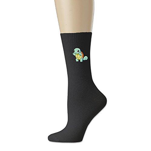 Cartoon-Squirtle-Pokemon-Socks-Soft-Casual-Socks-For-Men-Women