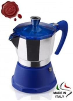 CAFETERA G.A.T. INDUCCION FANTASIA 9Tz COLOR SURTI: Amazon.es: Hogar