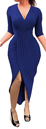 Wancy Womens Sleeve Bodycon Dresses
