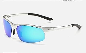 GAOCF Occhiali Da Única Ombra Polarizzante Occhiali Gafas De Sol Hombre Gafas De Sol Polarizadas De