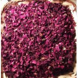 100 grams of Dried Burgundy Rose Petals Real Flower Wedding Confetti/Home Fragrance/Crafts From Soothing Ideas by Soothing IdeasÃ'Â