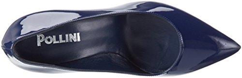 Pollini Shoes Sa1022 Scarpe Con Tacco Donna Blu ocean 75a
