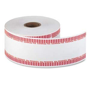 c Coin Rolls, Pennies, 50, 1900 Wrappers/Roll ()