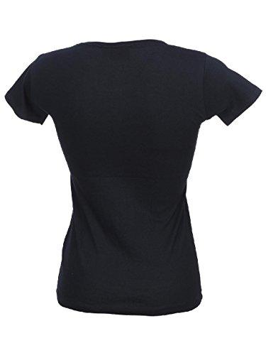 Nuit Tee Manches Gassty Bleu Courtes Airness Marine Shirt wOAnqnvp