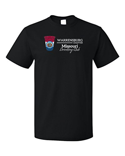 Missouri Drinking Club, Warrensburg Chapter | Funny MO T-shirt