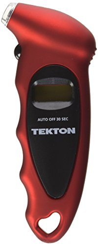 TEKTON 5941 Digital Tire Gauge, 100 PSI