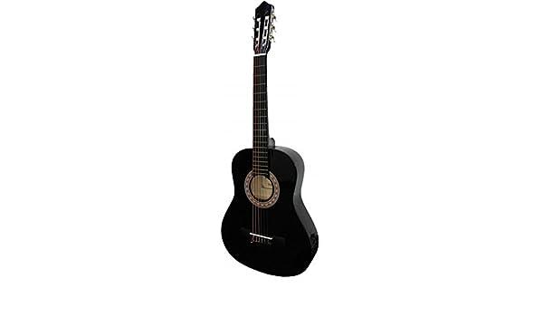 Guitarra clásica Rocio 10 Negra: Amazon.es: Instrumentos musicales