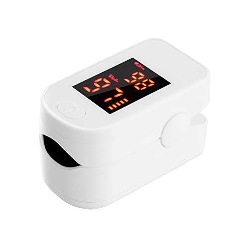 Pulse Oximeter, Finger Pulse Oximeter with LCD Display, Pulse Oximeter Fingertip, Blood Oxygen Saturation Monitor Finger…