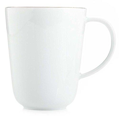 "Charter Club Grand Buffet Gold Fine 4.5"" Mug"