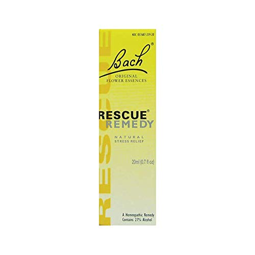 Rescue Remedy Dropper, 20 ml (Pack of 1)