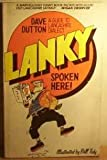 Front cover for the book Lanky Spoken Here: A Guide to the Lancashire Dialect by Dave Dutton