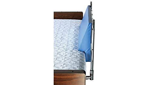 """AliMed Bed Rail Bumper Wedges, Upholstered Foam - 35""""L"""