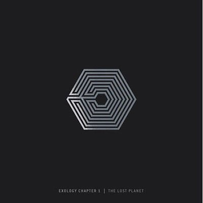 EXO - EXOLOGY CHAPTER 1 : THE LOST PLANET 2CD Package K-POP Sealed