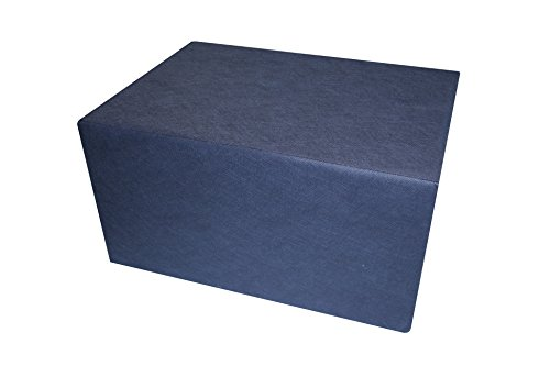 IWH Cube de gym Bleu