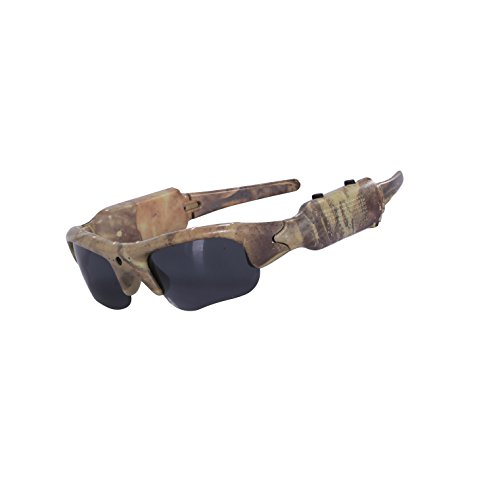 OHO Outdoor Hunting Video Sunglasses with 3 Hours Video Recording - Video Sunglasses Record