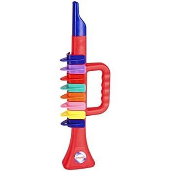 Bontempi 32 2732 8-Key Trumpet in Blister Pack