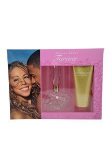 Forever by Mariah Carey for Women - 2 Pc Gift Set 3.3oz EDP Spray, 6.8oz Lumious Body Lotion by Mariah Carey