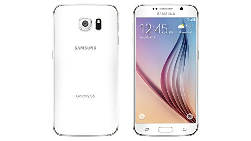 Samsung Galaxy S6 SM-G920R4 For Use With US Cellular - White 32GB