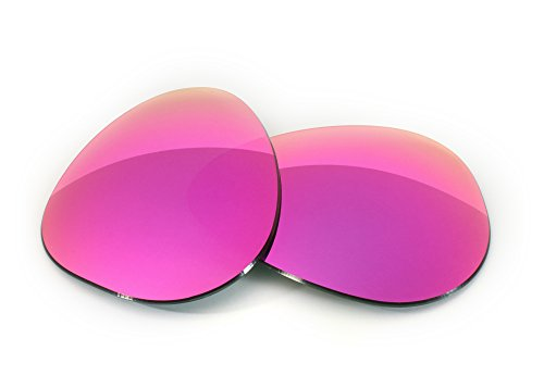 FUSE Lenses for Ray-Ban RB3026 Aviator L (62mm) Bella Mirror Tint - Rb3026 Aviator