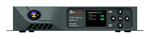 ZeeVee ZvPro620 HD Video Distribution QAM Modulator Over Coax 1080p