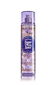 Bath Body Works Sugar Plum Swirl Fragrance Mist 8 Ounce