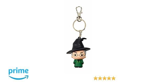 SD Toys- Harry Potter McGonagall Llavero Figurativo de Goma (SDTWRN20456)