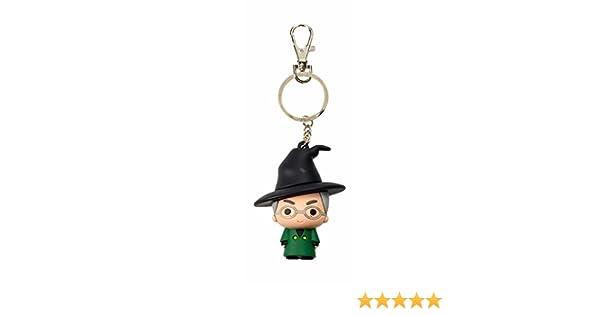 Harry Potter Severus Snape Llavero Figurativo de Goma SDTWRN20459 SD Toys