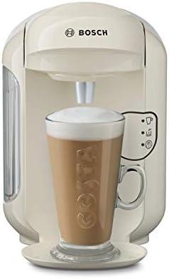 Bosch Tassimo vivy 2 tas1407gb cafetera, 1300 vatios, 0.7 litros - Crema: Amazon.es: Hogar