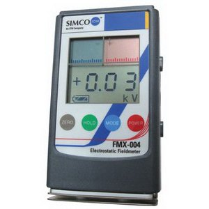 Simco Electrostatic Fieldmeter FMX-004, 30kV Charge Plate