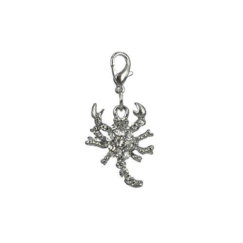 Charm scorpion de la marque Charming Charms