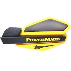 Yellow//Black PowerMadd Star Series Handguard System