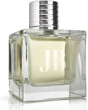 Jack Black - JB Eau de Parfum, 3.4 fl oz - Classic Men's Fragrance, Citrus and Warm Woods, Tangerine, Black Pepper, Peppermint, Eucalyptus, Geranium, Orchid, Papyrus, Black Amber, and Blonde Woods