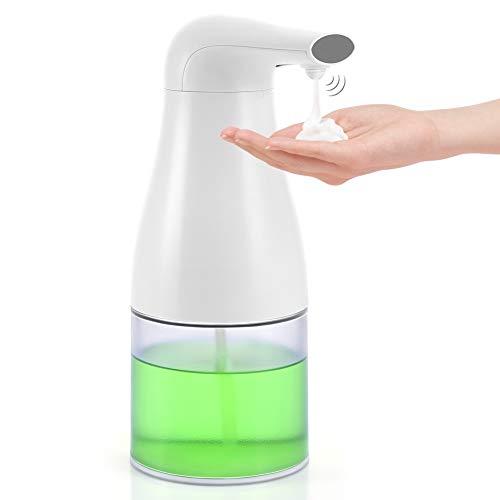 Automatic Foaming Soap Dispenser 400 ML Hands Free Soap Dispenser for Bathroom Kitchen