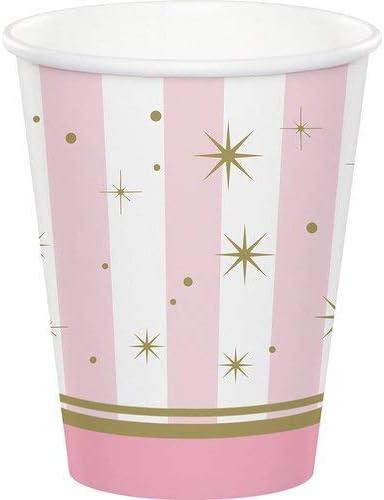 Twinkle Toes 12-Count Creative Converting Plastic Keepsake Cups - 321824