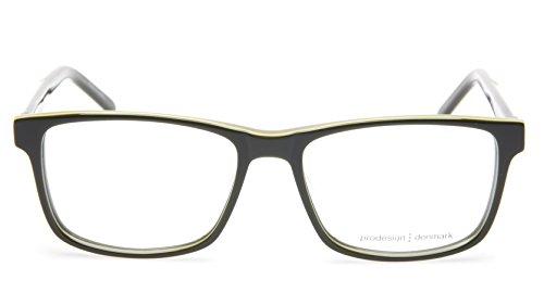 NEW PRODESIGN DENMARK 1722 c.9532 GREEN EYEGLASSES FRAME 54-16-145 B39mm - Denmark Glasses