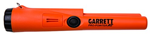 Garrett 1140900 Pro-Pointer AT Waterproof Pinpointing Metal Detector, Orange