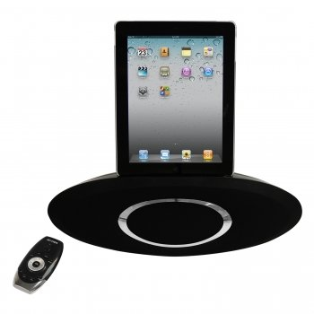 Jensen Docking Digital Music System for iPad, iPod and iPhone ()