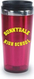 Buffy the Vampire Slayer Sunnydale High Travel Mug