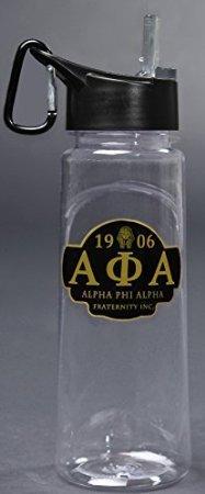 Alpha Phi Alpha Fraternity 24oz. Water Bottle