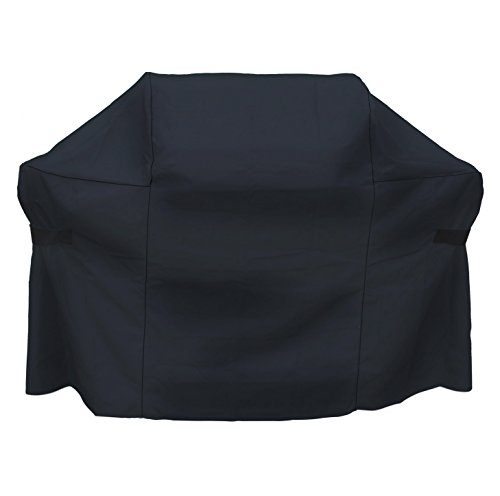 BBQ funland 600D Heavy Duty Waterproof Grill Cover for Weber Spirit 200 and 300 Series Gas Grill