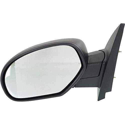 Kool Vue CV41L Chevy Silverado/Suburban Driver Side Mirror, - Parts Manual Gmc