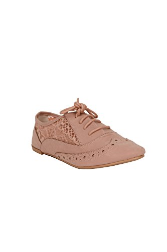 Scarpe Donna Hadari Allacciate Le Sneakers Oxford