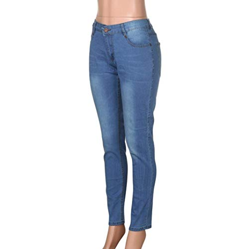 Matita Skinny Fit Jeans Uomo Dritti Pantaloni R Slim Battercake Comodo A Hellblau Stretch xwP81cS