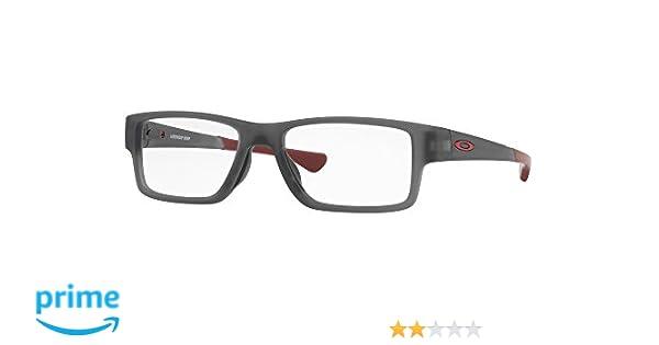 36cb86de9d Oakley - Airdrop Trubridge - Satin Gray Smoke Frame Only at Amazon Men s  Clothing store